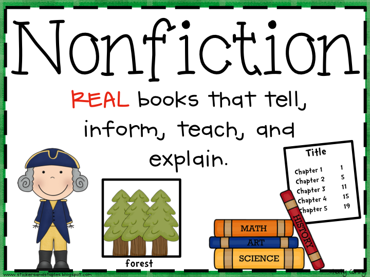 Why Isn T Nonfiction Books Read More By High School Students