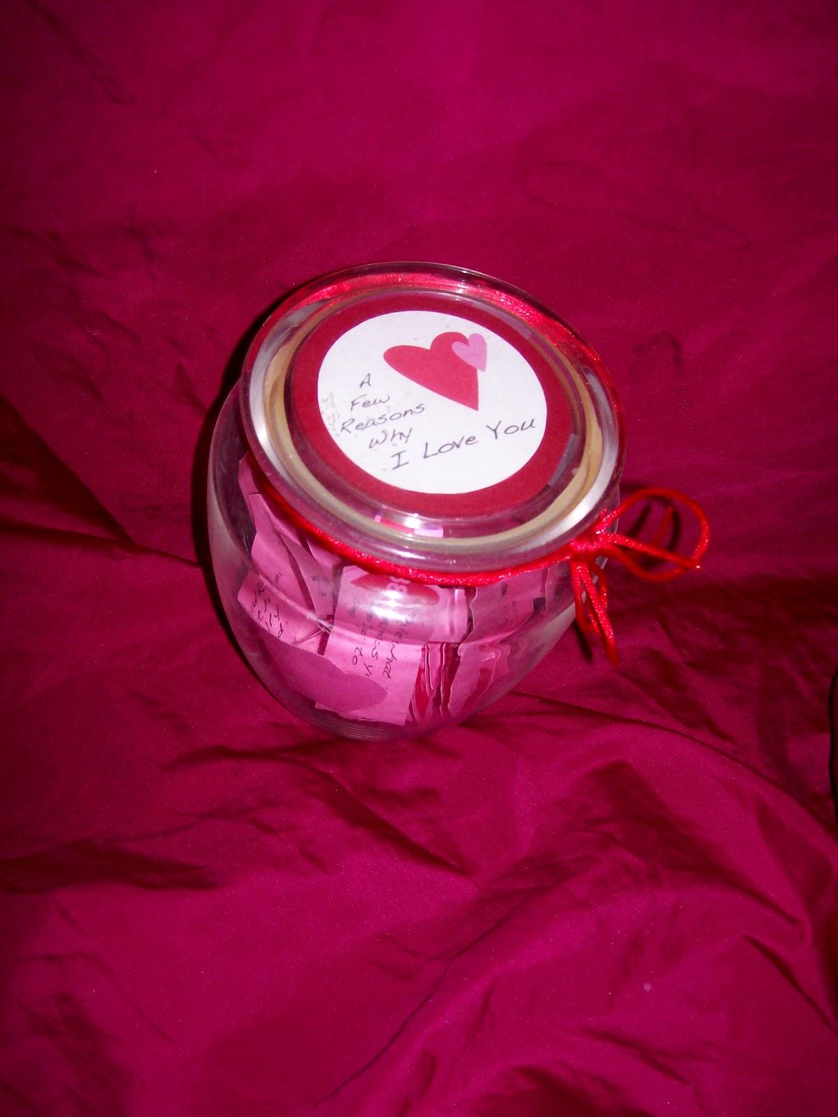 reasons why i love you jar