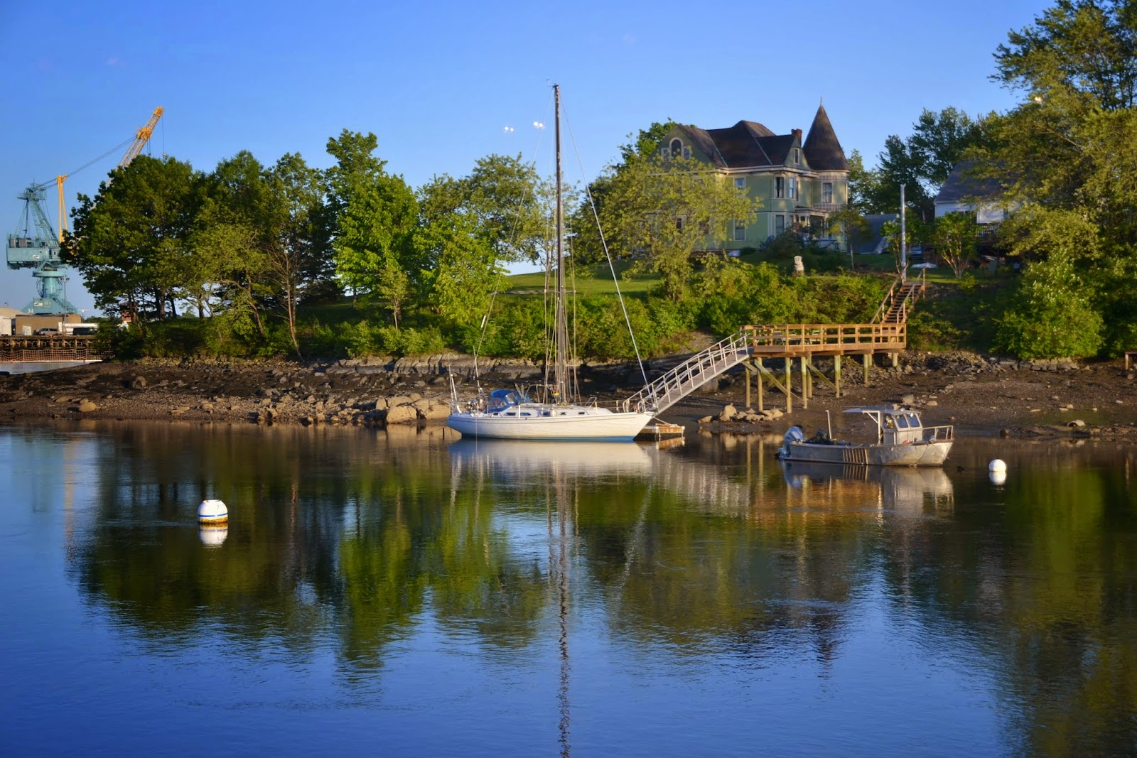 Much Ado About Somethin: Day trip to Kennebunkport