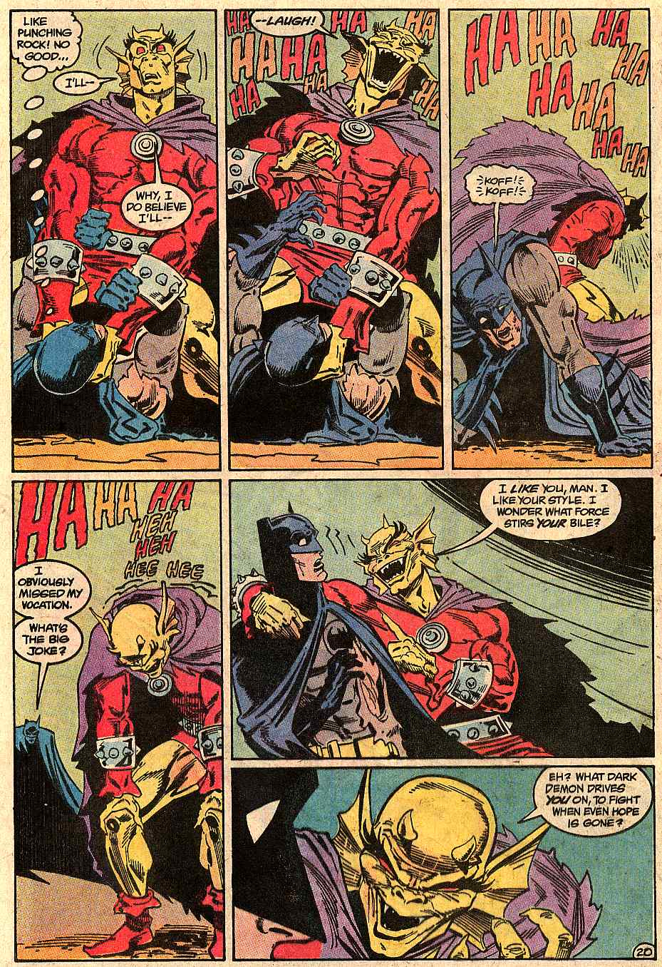 Detective Comics (1937) Issue #603 Page 21