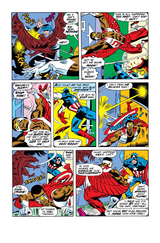 Captain America (1968) Issue #191 #105 - English 4