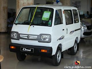 Maruti Suzuki Omni Diesel Price In Bangalore