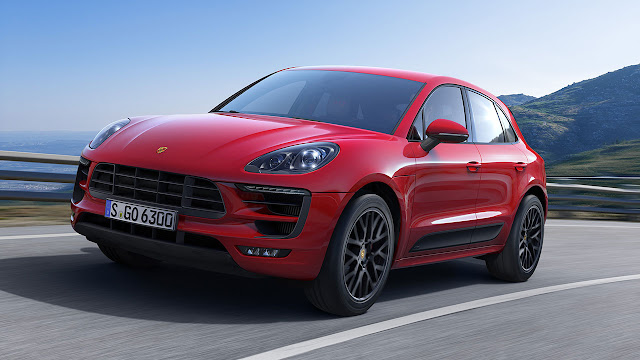 Porsche Macan GTS - The thoroughbred sports car among SUVs