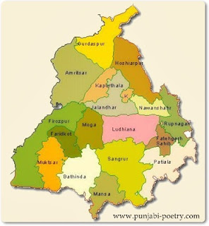 Apna Punjab Map