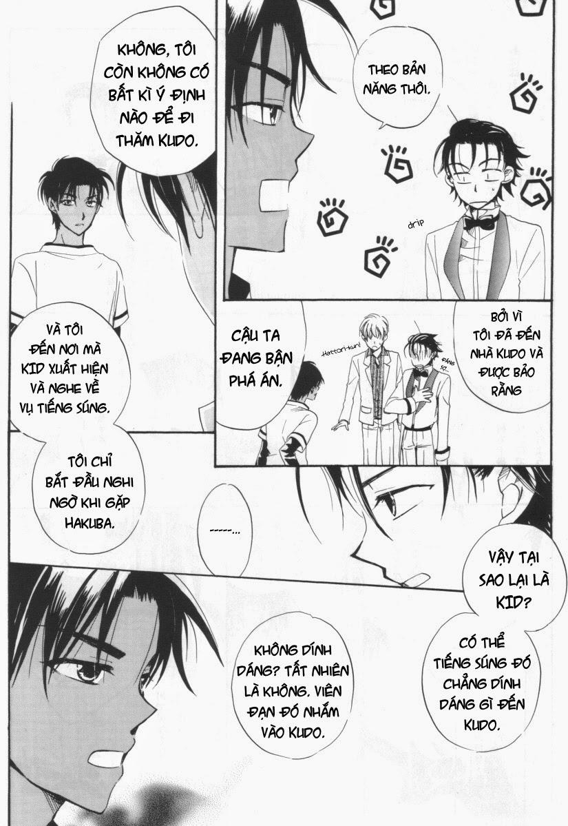 Hình ảnh  in Detective Conan Doujinshi - Eternal Kid'S