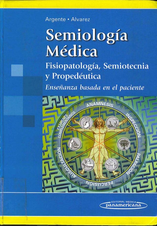 Apuntes de Medicina: Semiología Médica Argente Álvarez Descargar PDF