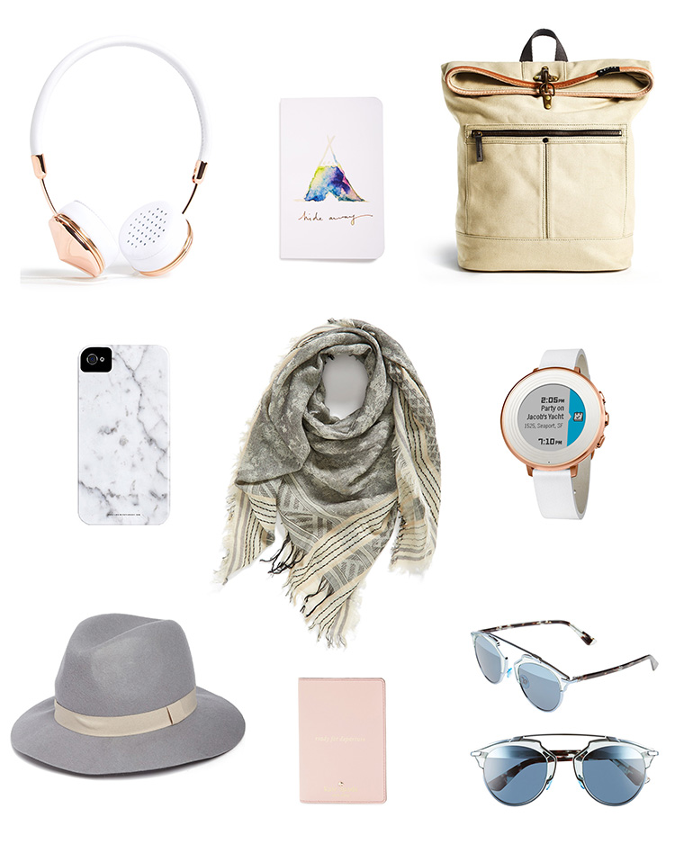 Must have fall accessories for travel