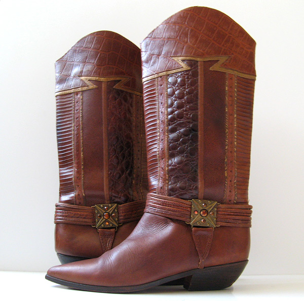 Womens Size 6 Cowboy Boots 109