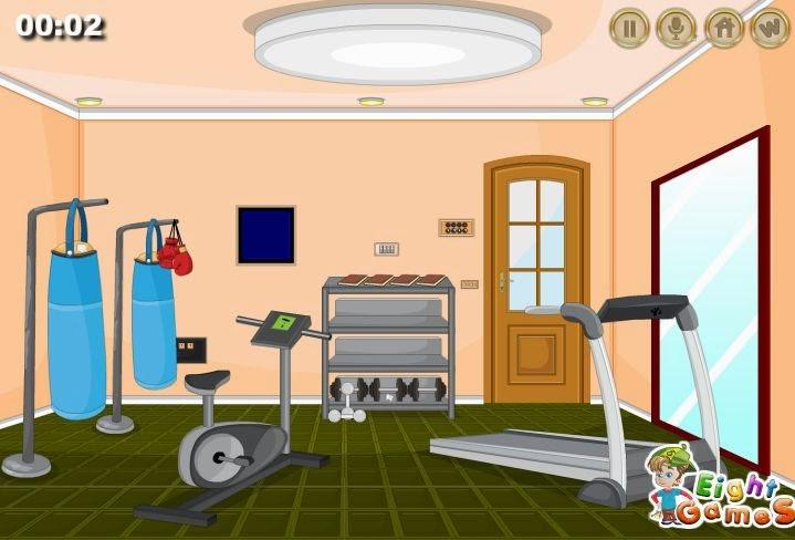 Pihi gym room escape