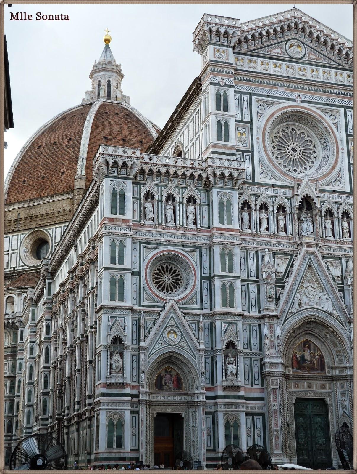Voyage Italie Sienne Santa Maria Del Fiore