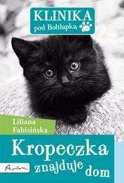 http://lubimyczytac.pl/ksiazka/274187/klinika-pod-bolilapka-kropeczka-znajduje-dom