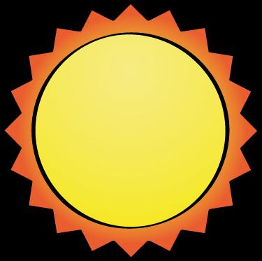 sol infantil grande imagen de sol infantil para imprimir sol