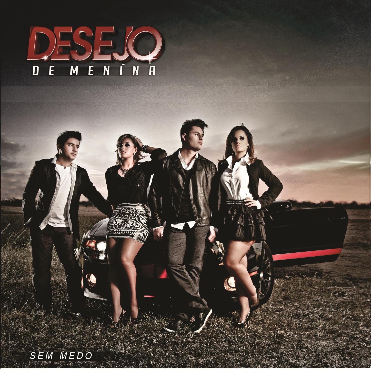 Baixar CD Desejo de Menina sem medo 2013 Desejo de Menina – Sem Medo Vol.08 (2013)