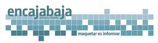 encajabaja | Diseño periodístico, Prensa