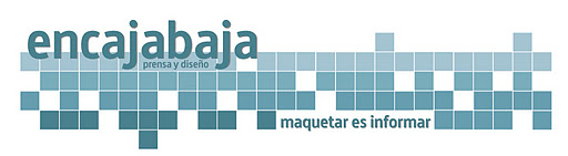 encajabaja   Diseño periodístico, Prensa