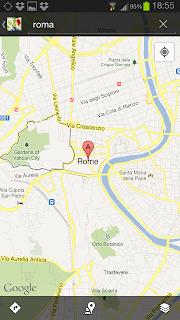 Mappe di Google su Android