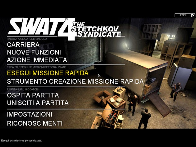 SWAT 4 Game Full Version PC Full Download