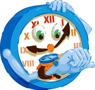 Para aprender la hora