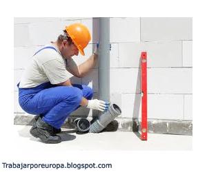 Oferta de trabajo en alemania para fontaneros alba iles for Trabajo para pintores
