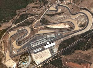 Gambar Sirkuit Moto GP Estoril Portugal