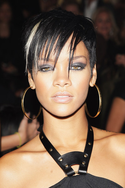 Rihanna Hairstyles Collection