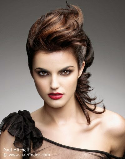 Pelo Peinados cortes y cuidados recogidos y cosmética Telva