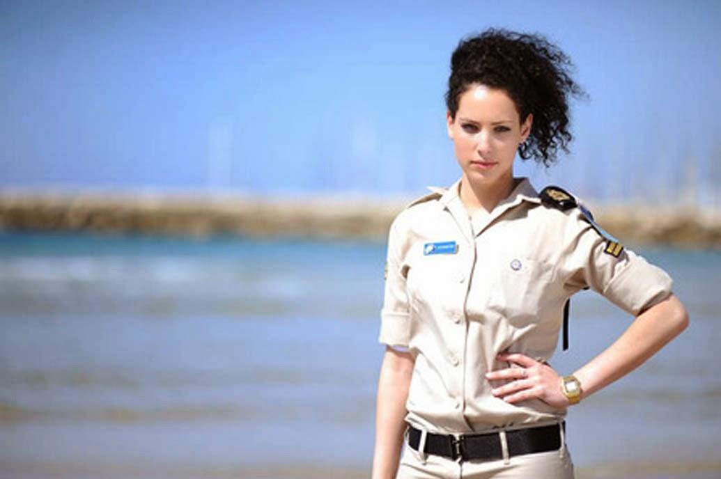Tentara Wanita cantik
