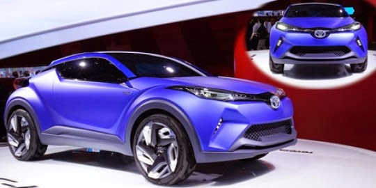 toyota launches the latest compact suv in 2016. Black Bedroom Furniture Sets. Home Design Ideas