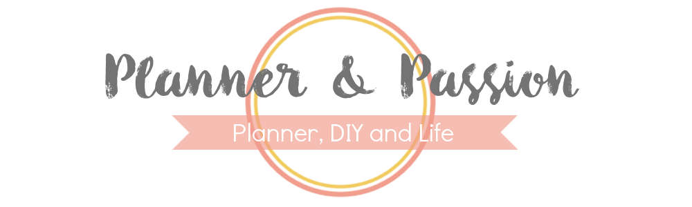 Planner & Passion