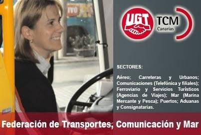 Federaciones de UGT Canarias