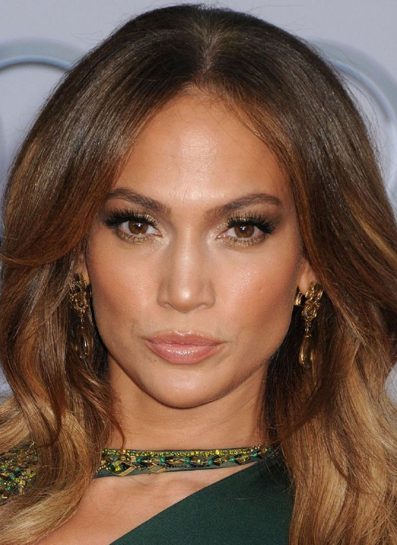 j lo1 Top 5 Makeup: Jennifer Lopez