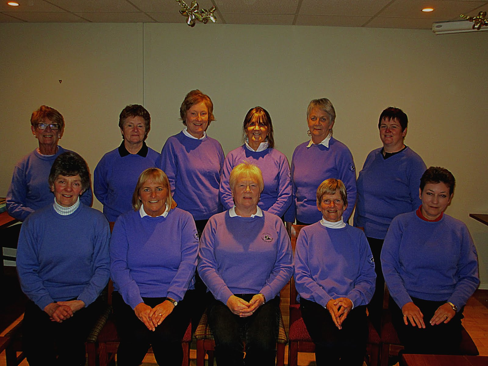 Fife County Ladies Committee 2015-2016