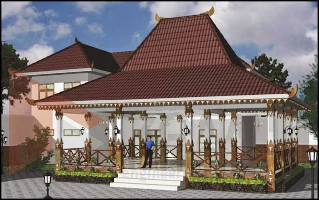 Rumah Tradisional Jawa Tengah