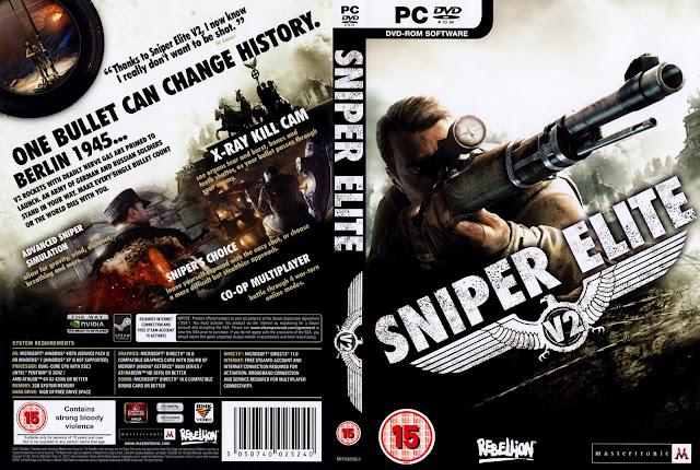Sniper Elite v2 (PC) [Español V&T][1 Link]