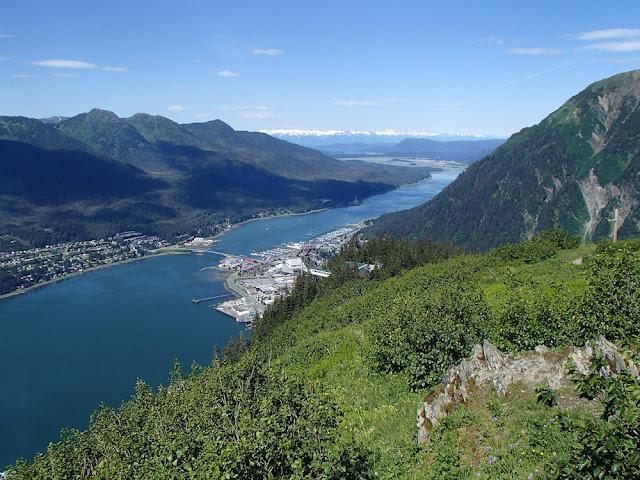 Mt Roberts, Gastineau, and Gold Ridge Trail Guide
