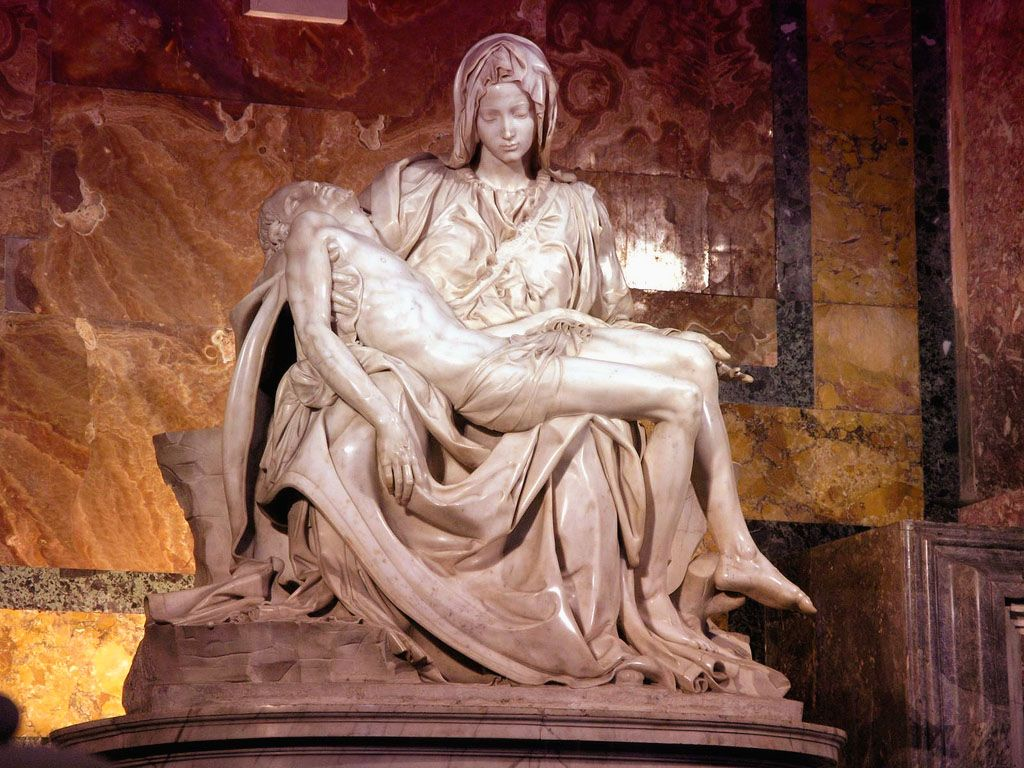 la pieta Media in category statues of pietà in spain the following 158 files are in this category, out of 158 total.