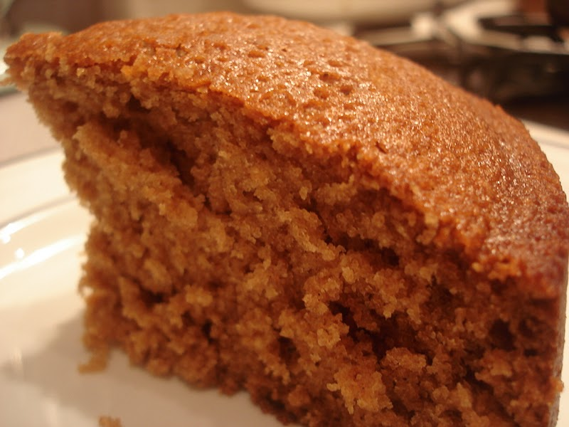 Kitchen In Brooklyn: Sasha's Kitchen: Rosh Hashanah Honey Cake
