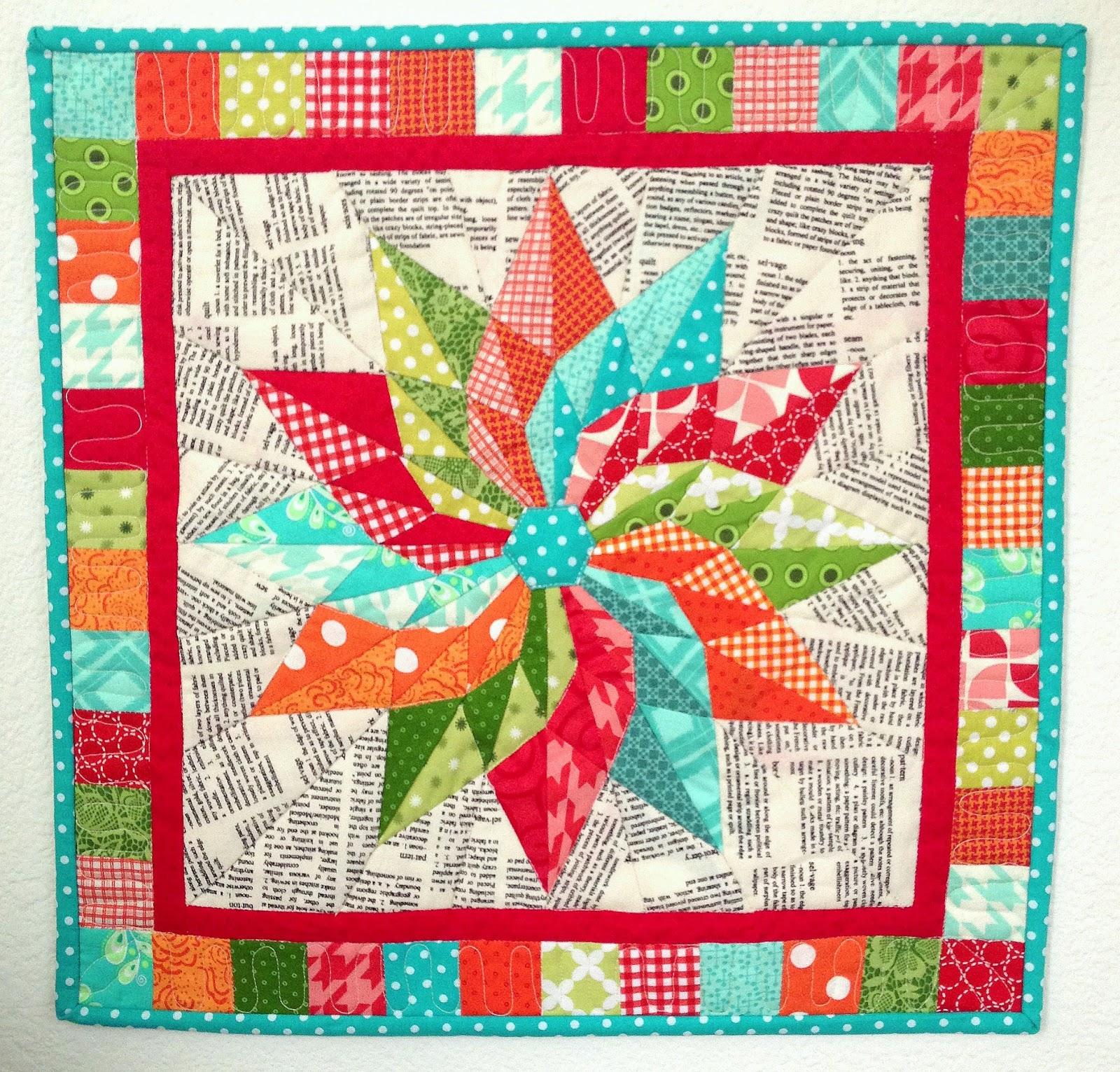 Craft Sew Create: Doll Quilt Swap 13 : create a quilt - Adamdwight.com