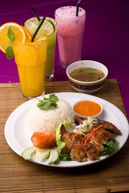 Nasi Ayam Baser