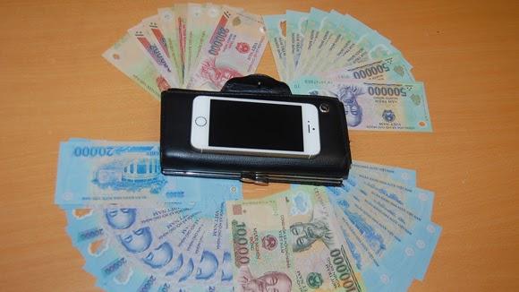 Cảnh giác nạn cướp giật ở cây ATM