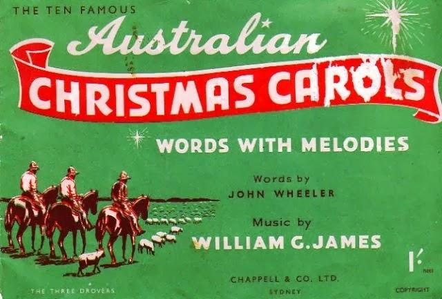 william g james australian christmas carols pdf