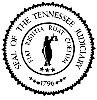 Seal of Tennessee Judiciary