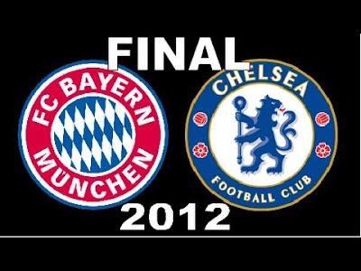 Bayern Munchen vs Chelsea Live Stream 19 May 2012