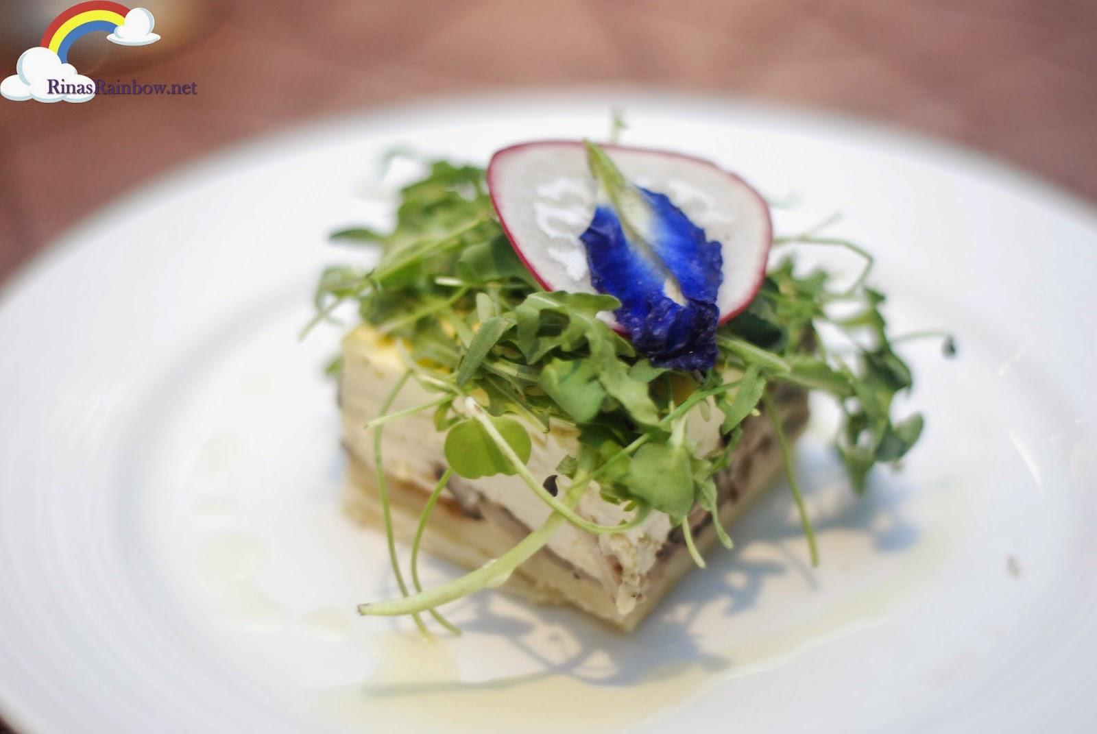 Tofu Quiche
