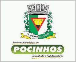 PREFEITURA MUNICIPAL DE  POCINHOS/PB