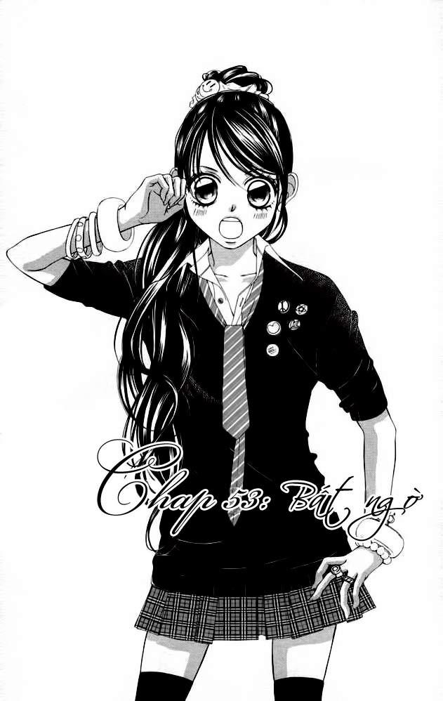 Boku no Hatsukoi wo Kimi ni Sasagu: Chapter 53