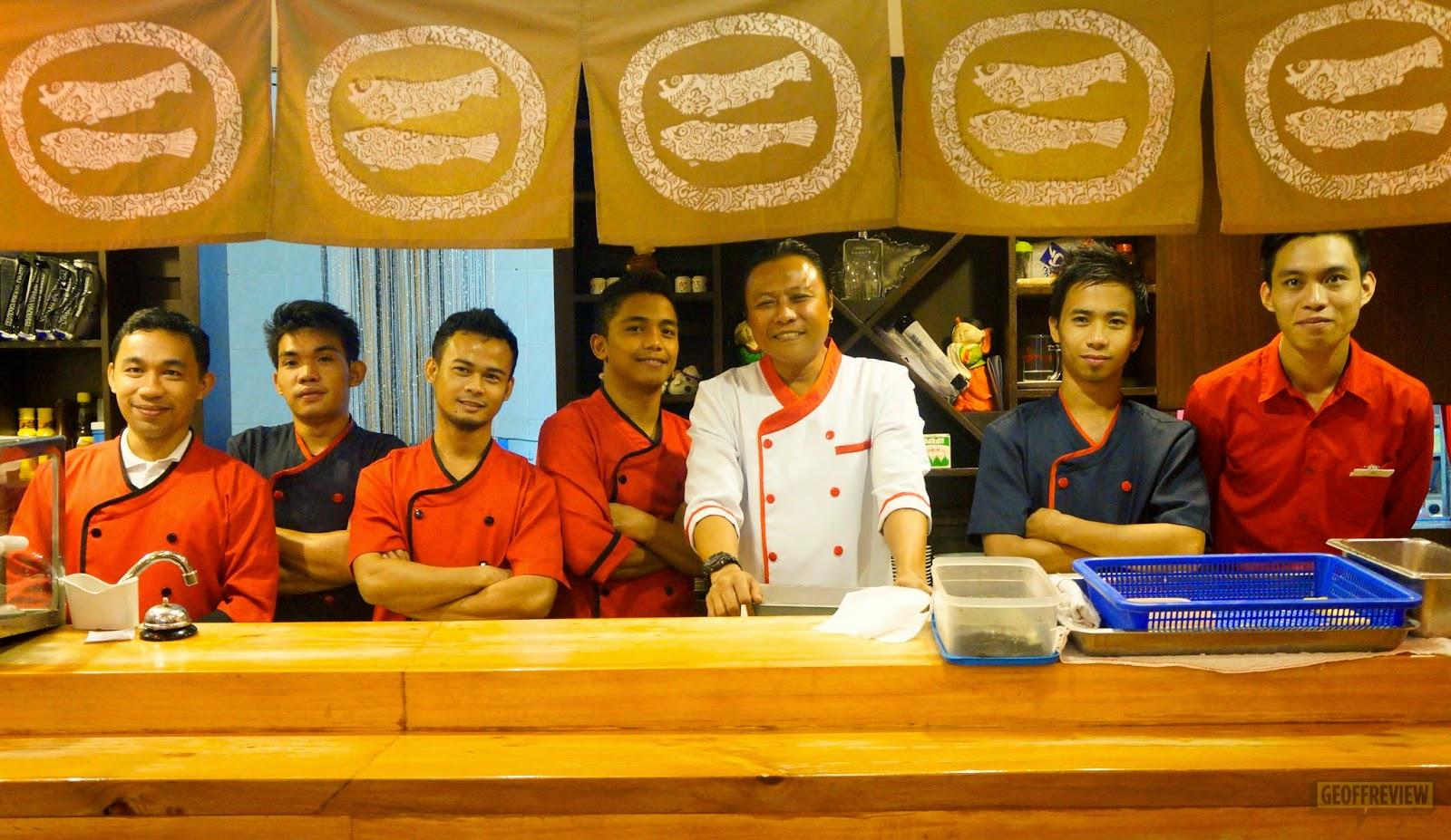 genji m restaurant