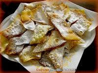 Fiocchetti, Frappe o Chiacchiere