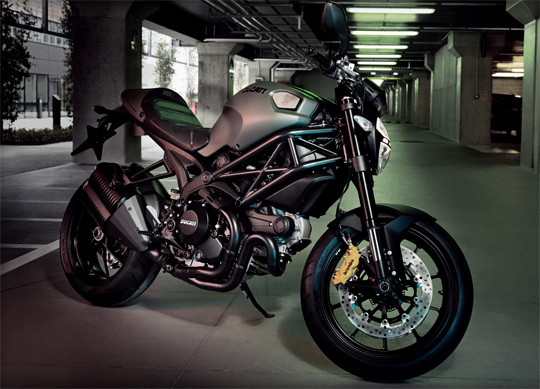 Diesel x Ducati Monster 1