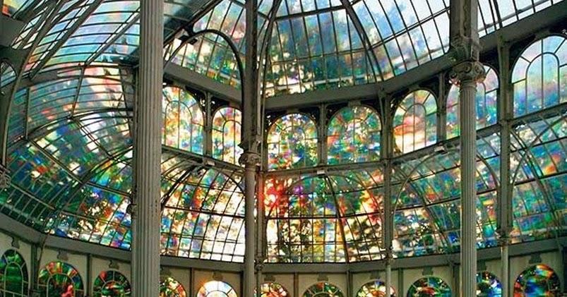 Kimsooja Room Of Rainbows Crystal Palace Madrid